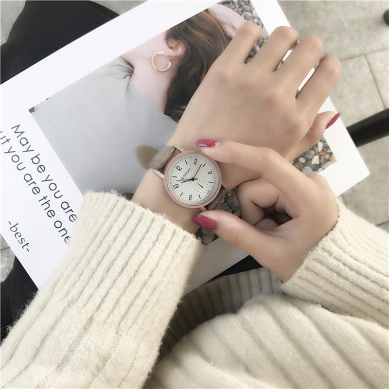 ins 休闲大气电子表 ulzzang 风女学生韩版简约潮流男 chic 情侣手表