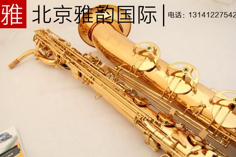 演奏乐团包邮 巴里东 管乐器 上低音萨克斯风 调 E 降 54 萨尔玛