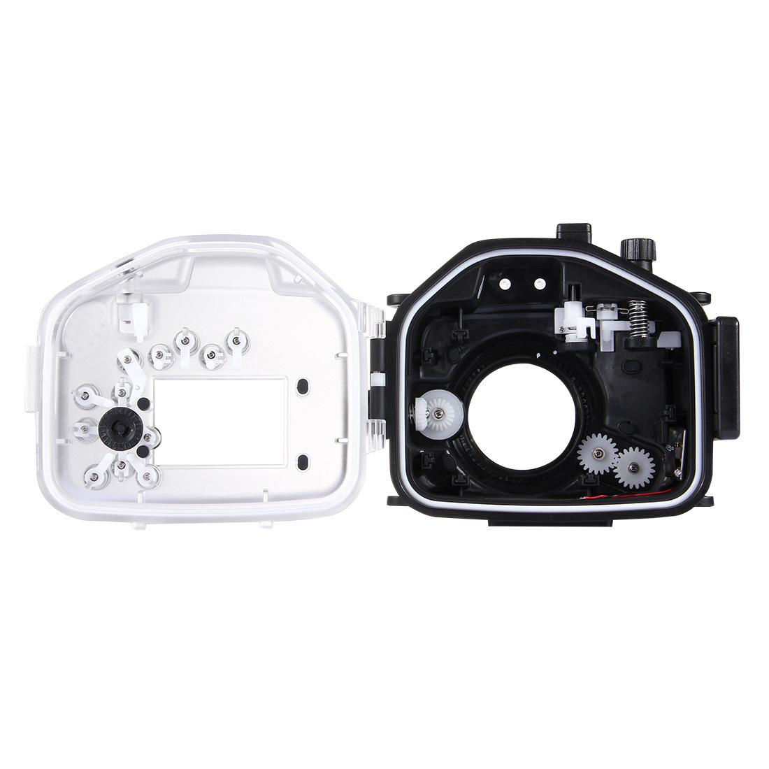 PULUZ胖牛松下DMC-LX100相机潜水壳保护箱 专业水下摄影防水罩/壳