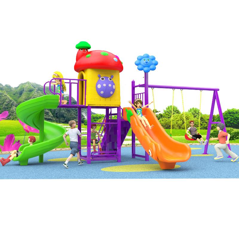 厂家直销儿童户外滑梯多功能滑梯秋千组合幼儿园室外滑梯大型滑梯