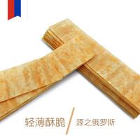 俄罗斯进口迈咔长条土豆薯片混装组合MEGA非油炸麻辣小零食品包邮 (¥14)