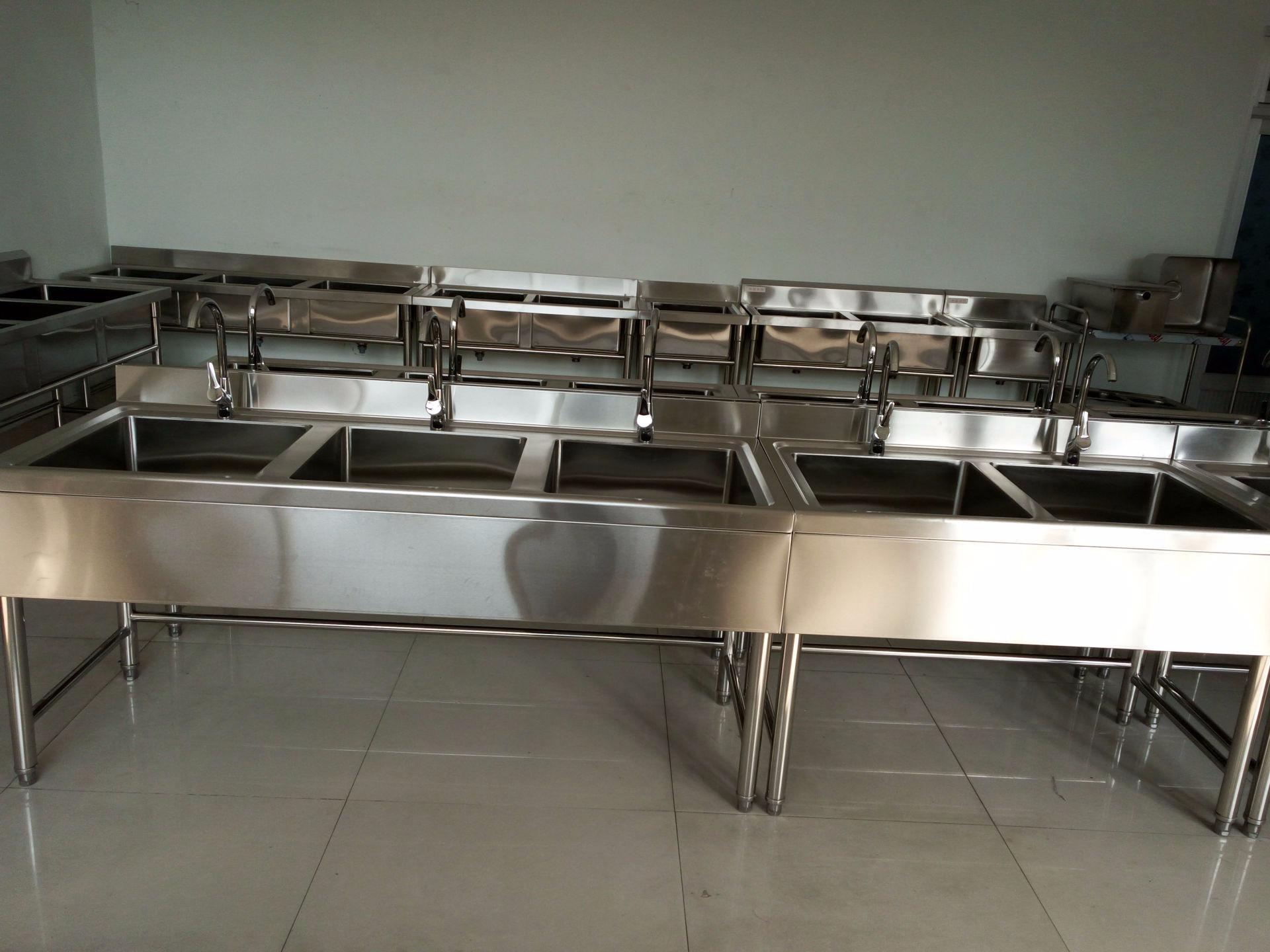 高品质不锈钢单星水池来电定制 优质 台州厂家直销不锈钢单星水池