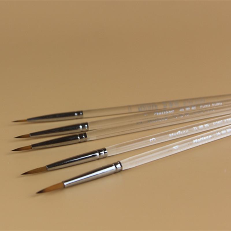 马蒂斯勾线 水彩水粉勾线笔描线笔描边笔数字油画笔透明勾边笔