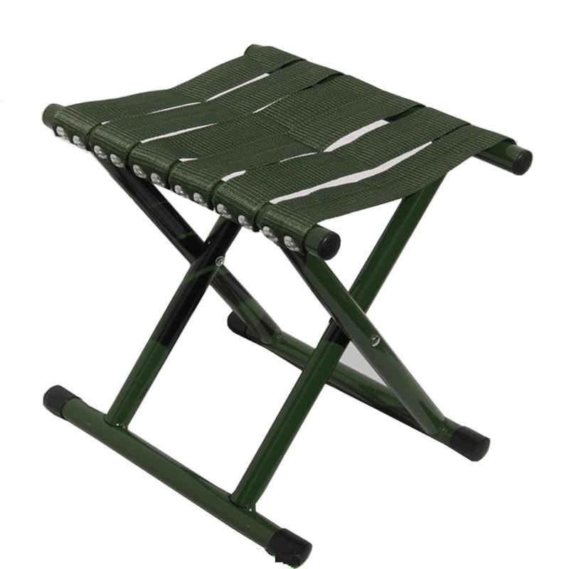 便携式折叠凳加厚椅子军工马扎成人钓鱼户外火车小板凳矮凳子包邮