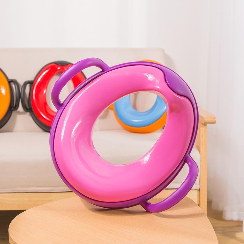 0-6岁儿童马桶坐便圈男女宝宝通用防滑坐便器垫小孩马桶盖厕所垫
