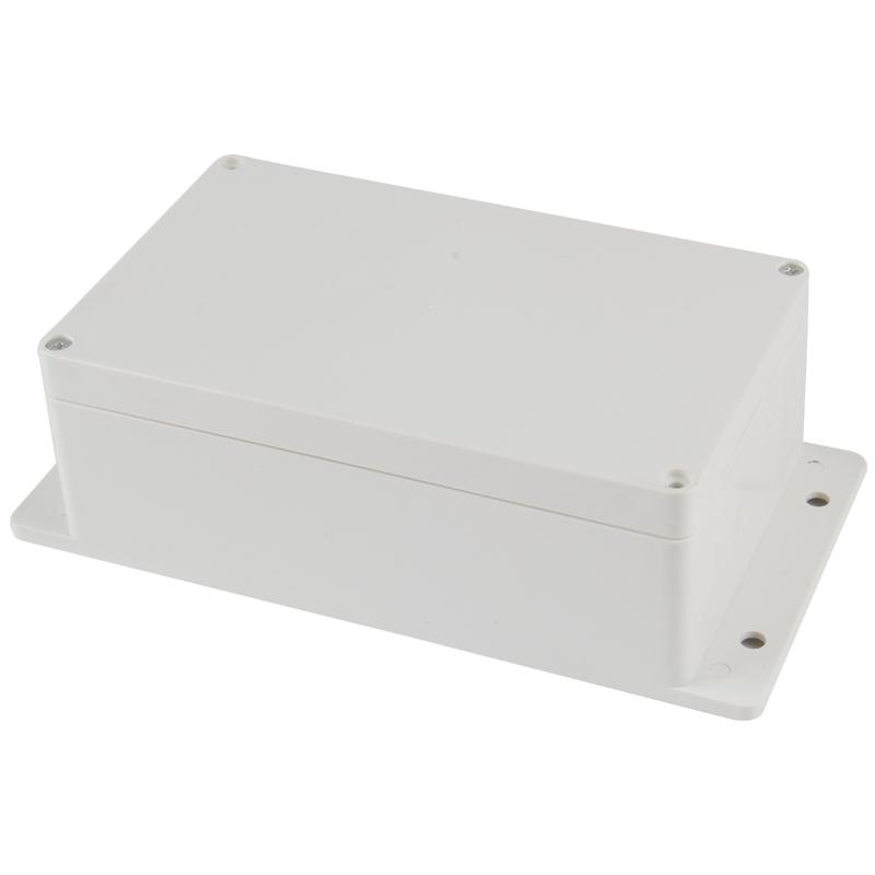 监控防水盒室外塑料防水盒户外塑料防水接线盒外壳接线端子盒包邮