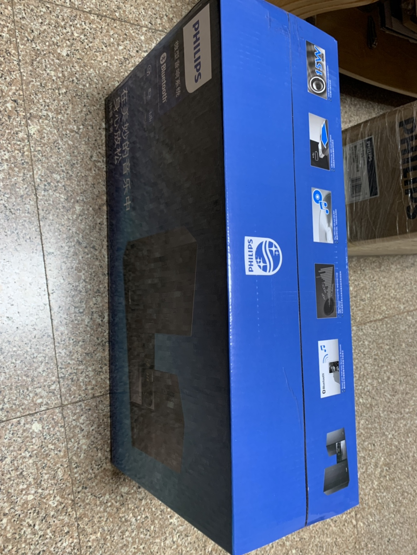 Philips/飞利浦 BTM2310无线蓝牙HIFI CD组合迷你桌面台式苹果音