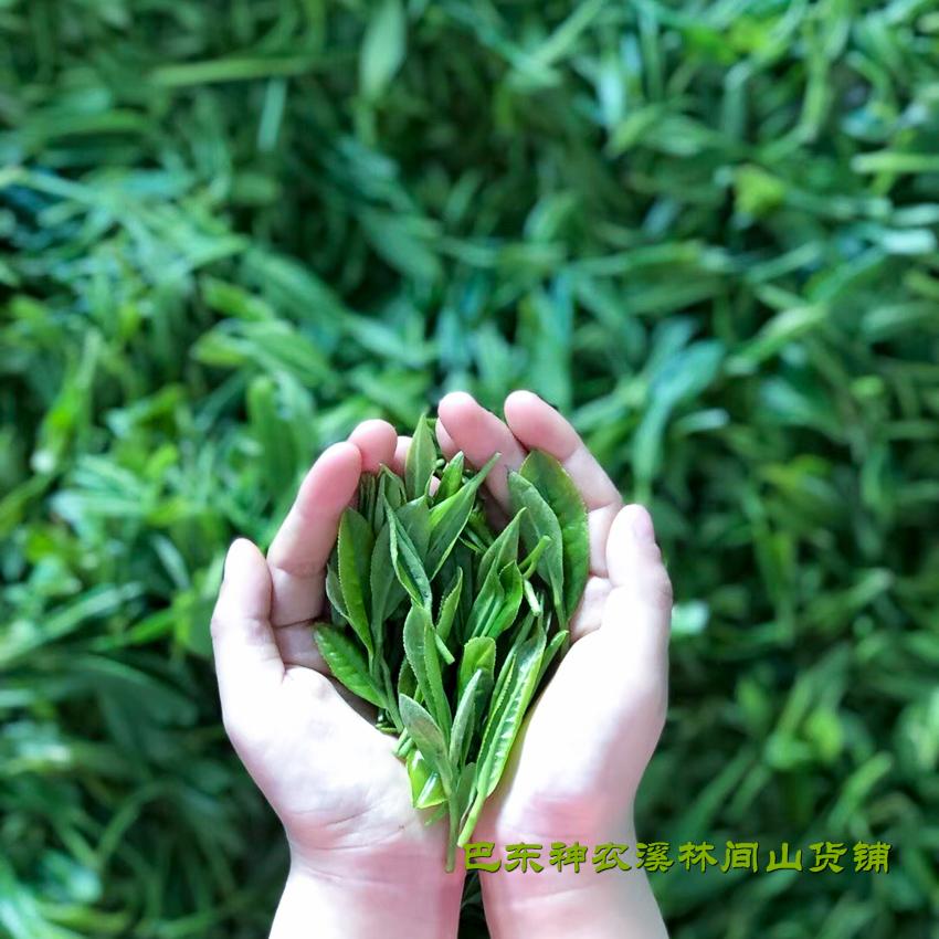 散装 250g 湖北特产恩施富硒绿茶高山炒青茶叶明前农家春茶一级绿茶