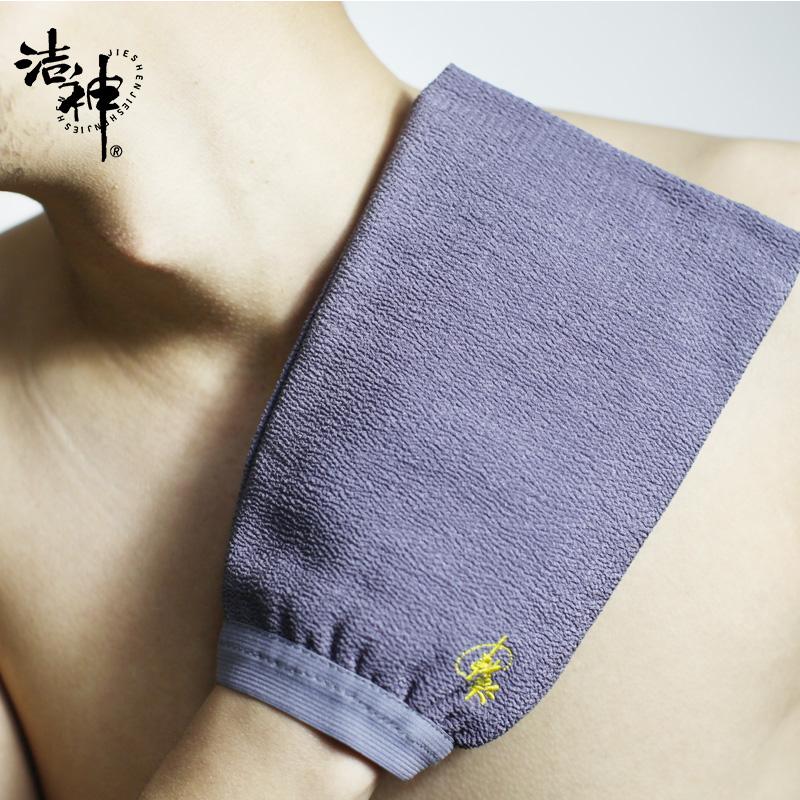 洁神器成人双面搓澡巾包邮强力搓泥粗砂洗澡手套搓背搓灰洗澡巾