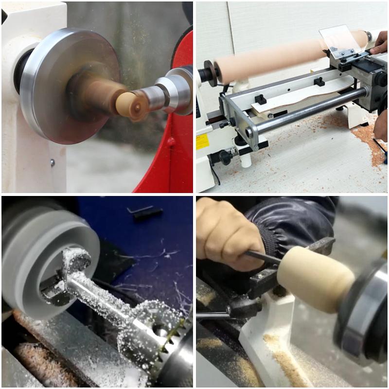 木工车床 diy微型机床手串木珠加工机器迷你家用多功能小型佛珠机