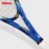 Wilson will win the new men's and women's tennis training equipment comfortable shock absorption leisure advanced single tennis racket