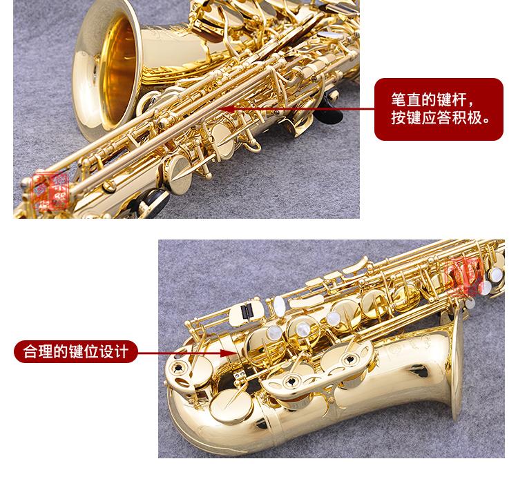 序言 塞尔曼 seles axos selmer 塞尔玛中音萨克斯乐器法国正品进口