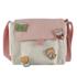 Shangxin small bag female 2021 new trendy vintage sense literary girl messenger bag summer cute canvas shoulder bag