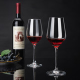 Red wine kit home apparatus 6 creative crystal glass decanters wine glass goblet one pair of cup holder 2