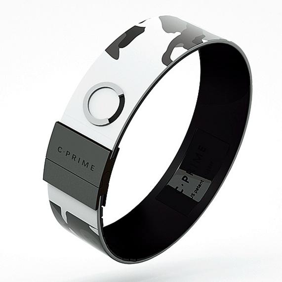 Cprime黑曼巴能量手环时尚运动学生篮球手环穿戴智能科技睡眠腕带