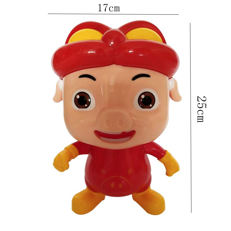 生日礼物防摔储钱罐卡通韩国创意猫头鹰存钱塑料储蓄罐可爱儿童