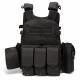 Special forces tactical vest vest multifunctional lightweight tactical combat vest outdoor vest field equipment