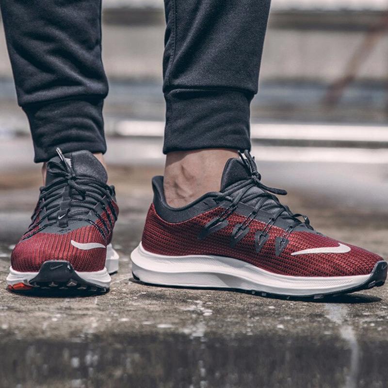 NIKE耐克男鞋2019秋季新款运动鞋跑鞋透气减震反光LOGO健身跑步鞋