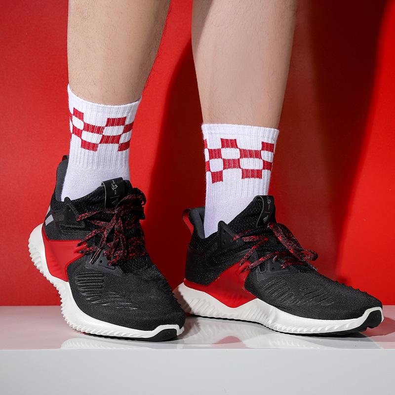 阿迪达斯男鞋2019秋冬季新款运动鞋休闲鞋子bounce椰子跑鞋跑步鞋