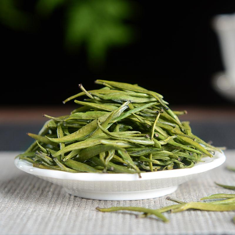 250g 年春茶云南高山绿茶茶叶雀舌新茶特级清香型嫩芽单芽青针 2018