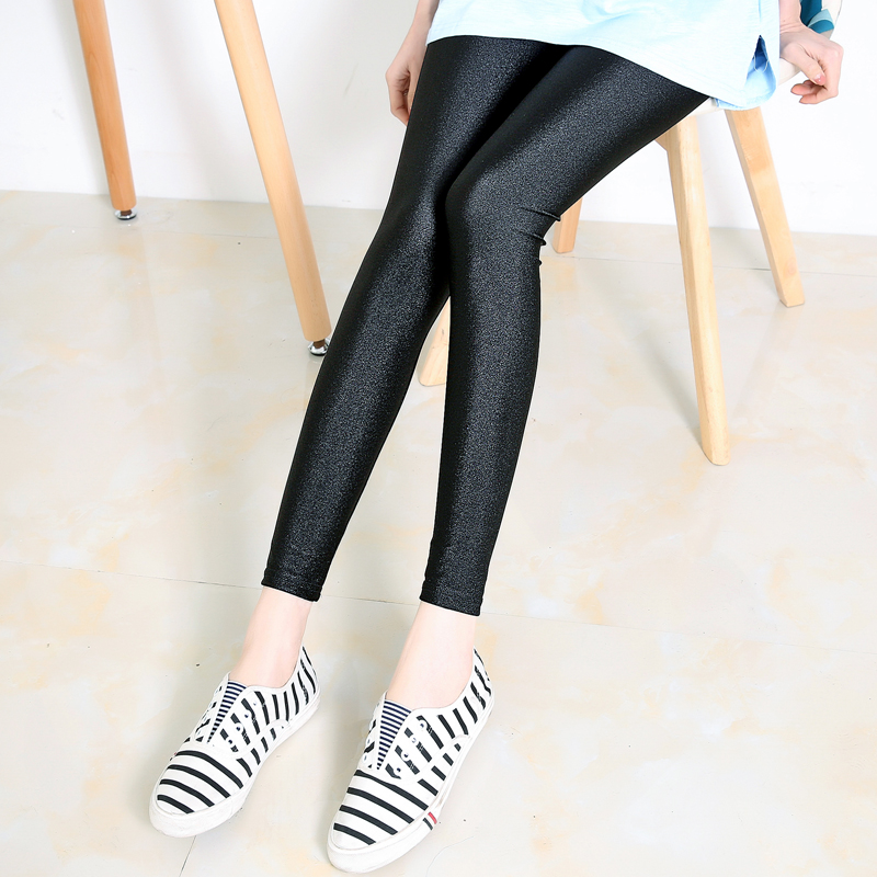 baeb89b1d54d6 Buy 2016 shiny new high waist pants care belly maternity pants can be  adjusted pregnant maternity leggings spring and autumn paragraph loose  outer wear in ...