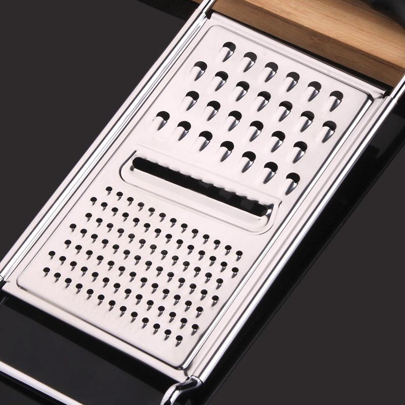 优质不锈钢擦丝器 多功能切菜器 土豆丝切丝器 刨丝器切片器