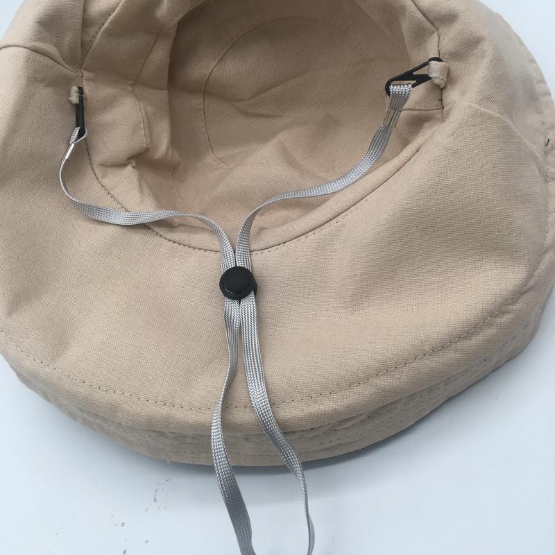 防风绳帽子专用渔夫帽尼龙绳遮阳帽固定绳可调节绳扣可拆帽绳包邮