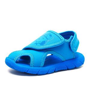 史努比童鞋夏季新品儿童凉鞋包头防踢男童凉鞋防滑宝宝鞋女童凉鞋
