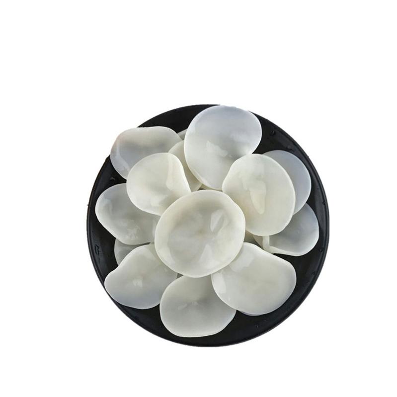 包邮 500g 东北特产白木耳野生白玉木耳南北干货新品种食用菌银耳干