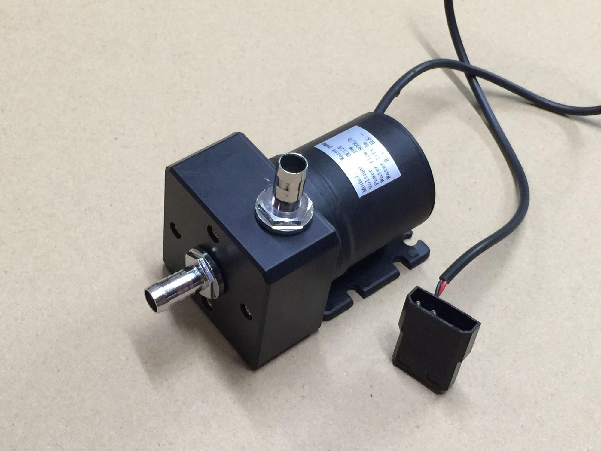 新款 XH大功率水泵 電腦/電摩/電車/機車改裝水泵揚程5米送防震墊