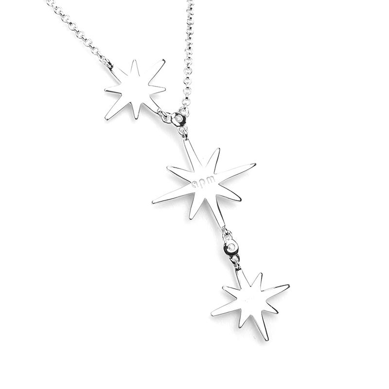 礼盒APM Monaco项链女三海星流星星个性送女朋友礼物AC3350OX