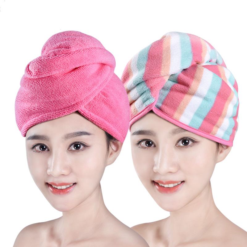 毛毛雨干发帽超强吸水干发巾加厚长发浴帽擦头速干毛巾孕妇包头巾