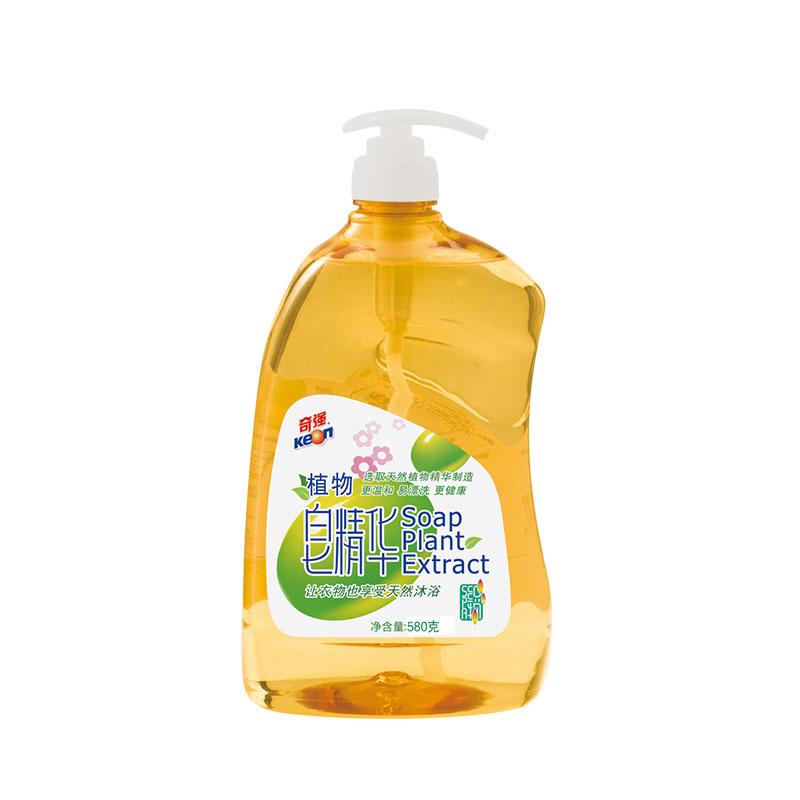 奇强皂液6.24斤促销组合装植物皂精华家庭装1.38kg+580g*3瓶装
