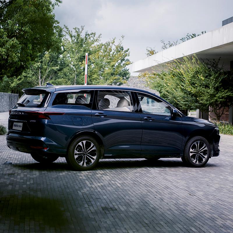 五菱凯捷  汽车新车整车轿车 MPV  预售试驾 大四座家用车