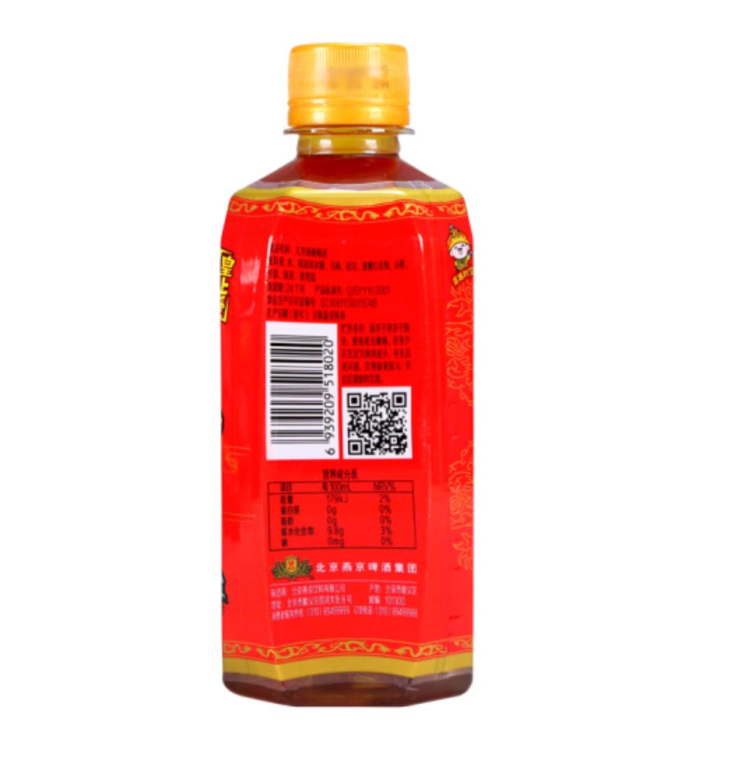 九龙斋老北京风味酸梅汤饮料 400ml*6瓶解暑饮料冰糖熬制【图4】