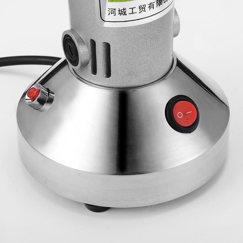 药材粉碎机100g新款家用打粉机小型超细磨粉五谷杂粮磨面机打粉机