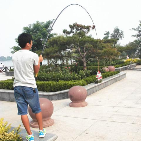 米鱼竿短节钓鱼杆短节手竿钓竿渔具套装 6.3 米 5.4 米 4.5 米 3.6 钓鱼竿