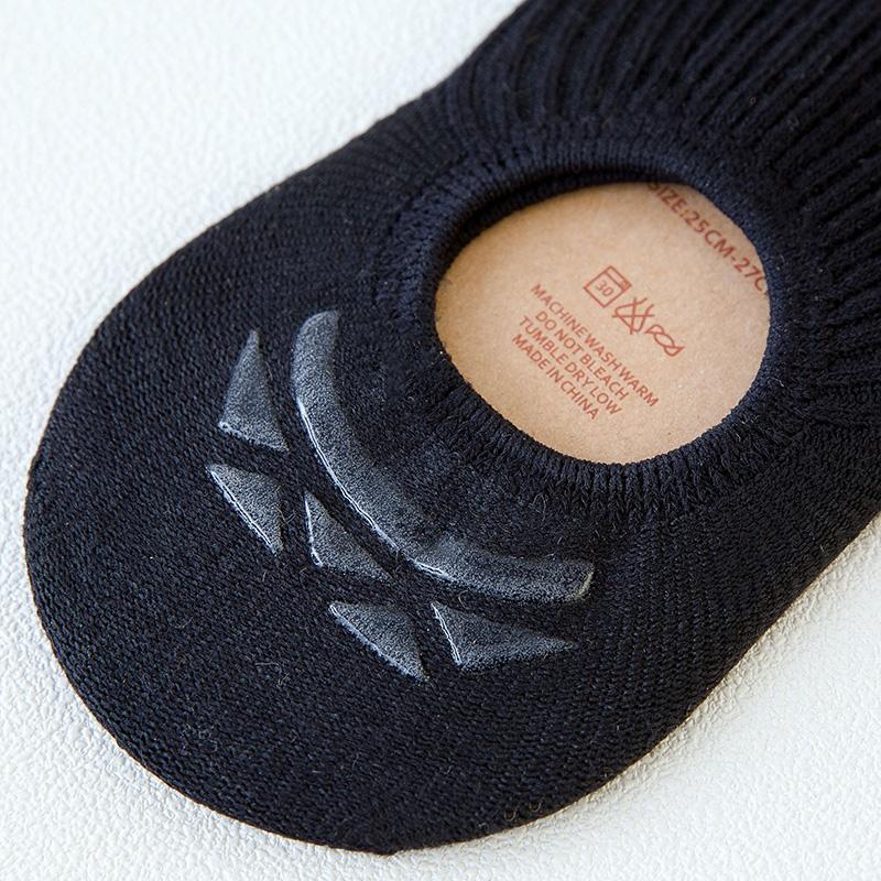 袜子女船袜女士浅口ins隐形春秋防滑短袜夏季纯棉潮薄款网红全棉