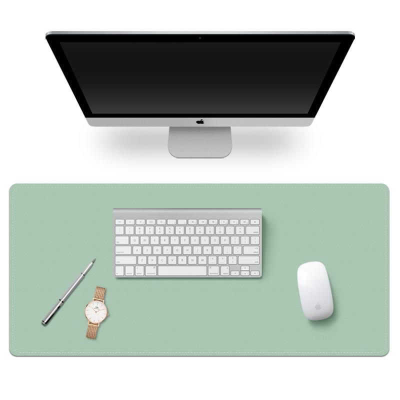 书桌垫学生学习写字垫超大鼠标垫可定制可爱女办公桌垫护腕键盘垫,免费领取10元淘宝优惠卷
