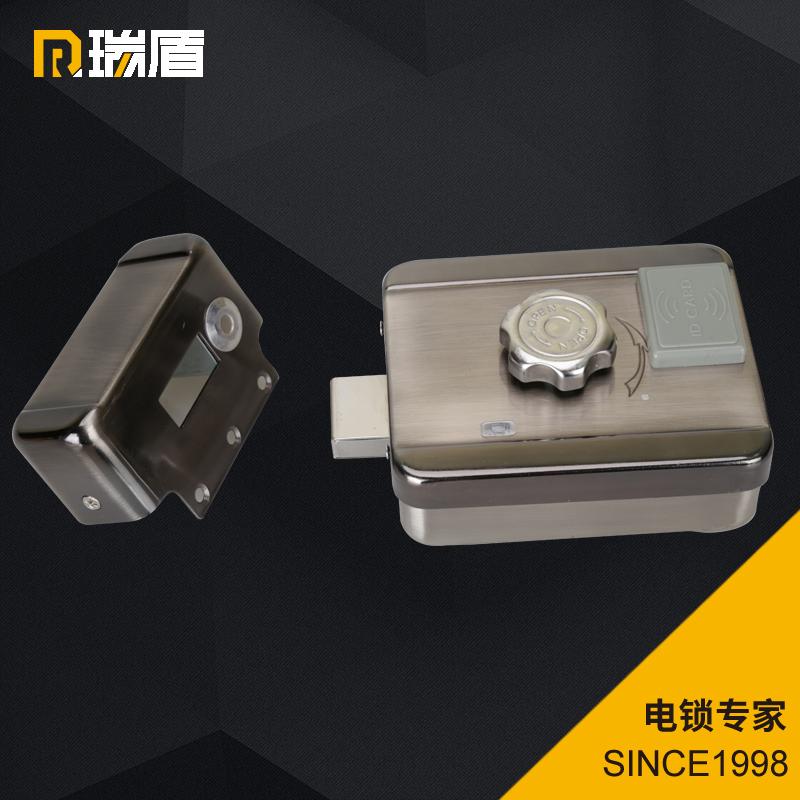 beck瑞盾智能灵性锁 静音锁安防锁 刷卡电控锁电机锁RDK-202
