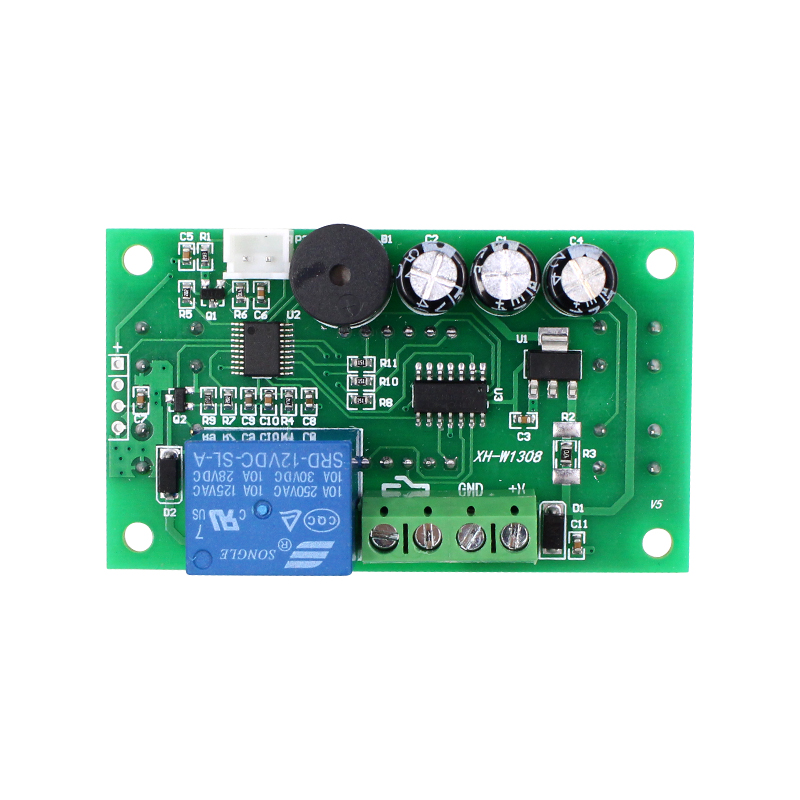 微电脑数显智能温控器XH-W1308 温控仪温控开关 可调数字 0.1