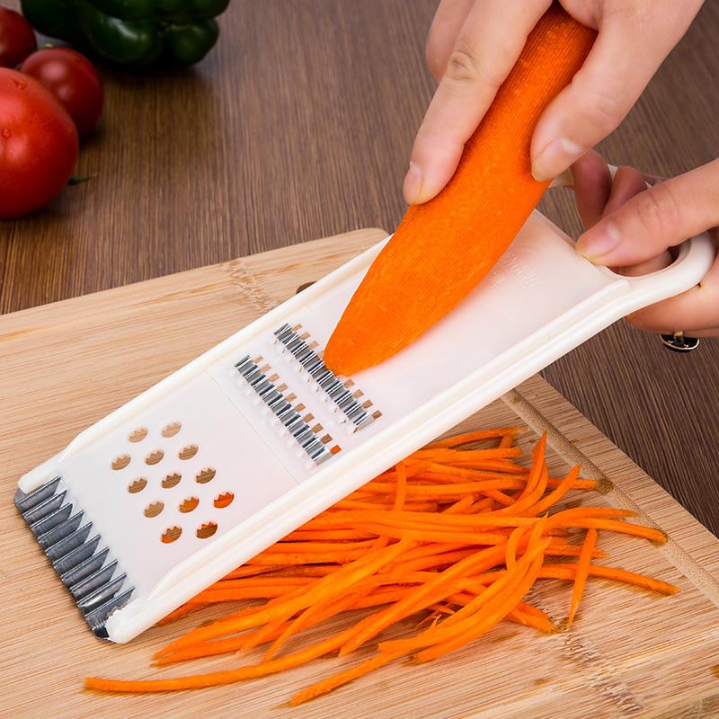 厨房多功能切菜器家用刨丝器切丝切片萝卜土豆丝切黄瓜神器擦菜器