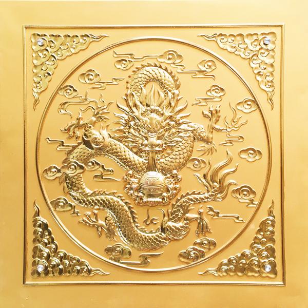 03 定制寺庙寺院古建筑吊顶佛堂地宫彩绘天花板藻井中式装饰面板