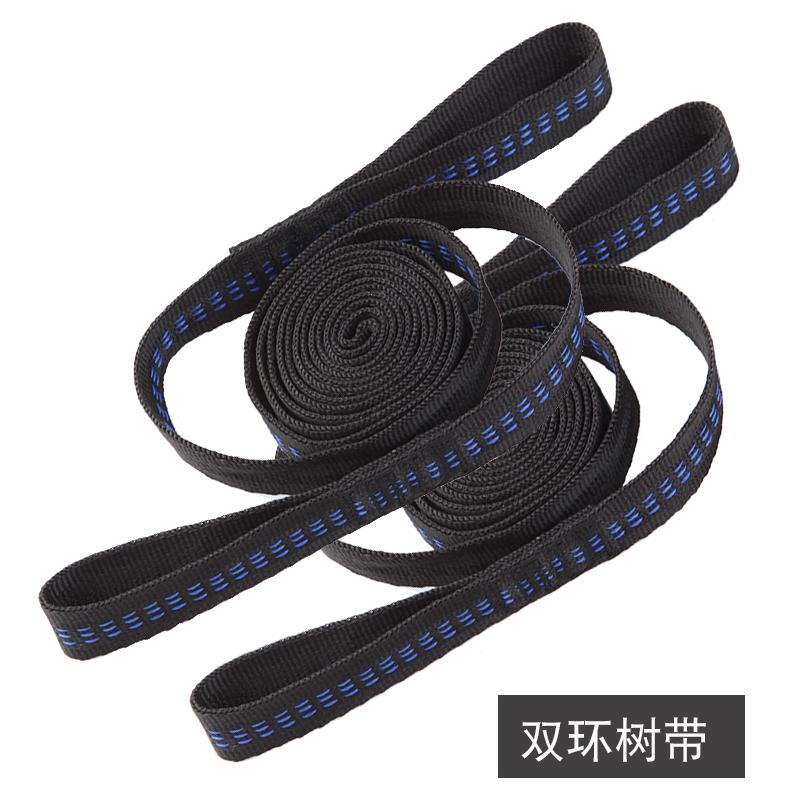 户外吊床绑绳加强菊绳绑带瑜珈绳子方便可调节承重强树带傻瓜绳