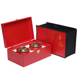 2019 new tea Tea Product Mingqian high-end gift boutique handmade tea ceremony New Year gifts to national tea 250g