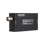 SDI to HDMI converter line camera monitor connected to monitor TV 3G / SD / HD-SDI to HD