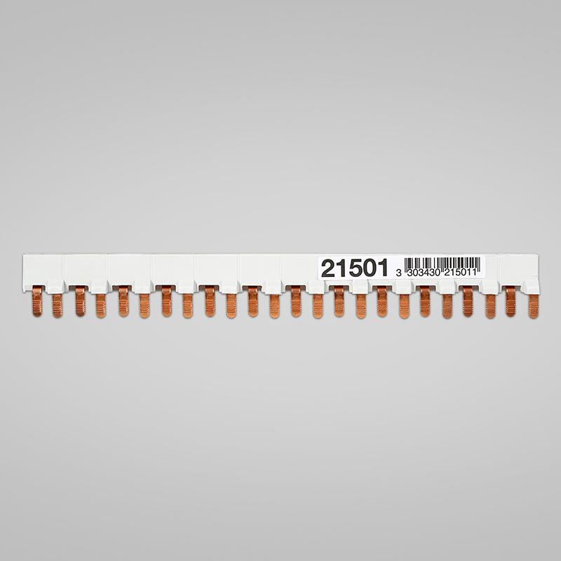 施耐德断路器 空气开关连接排 施耐德汇流排 DPN 12回连接 铜排