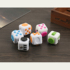 American Fidget Cube anti-irritability and anxiety relieves pressure toy dice Rubik's cube cube male in his pocket