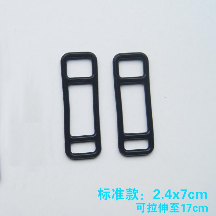 绷带橡胶带橡皮筋耐高温防晒 后视镜固定卡扣 汽车行车记录仪绑带