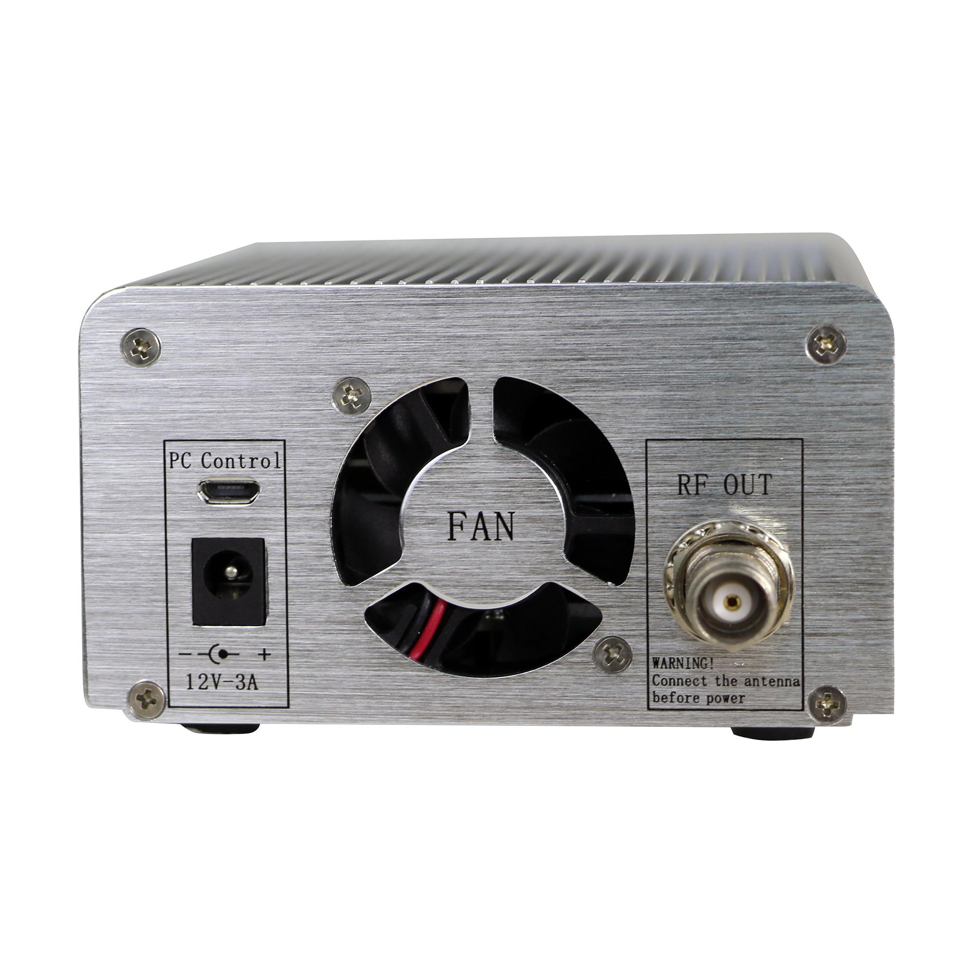 15w调频发射机立体声FM广播调频发射器发射蓝牙音频发射器